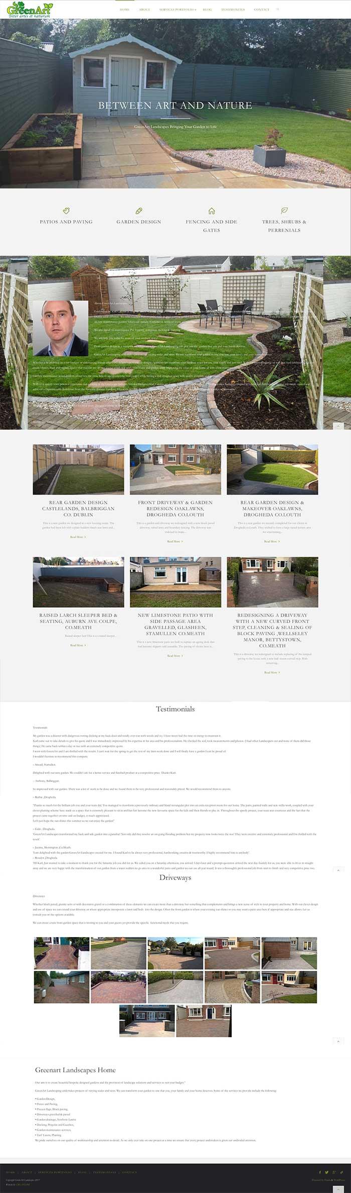 Greenart Landscapes