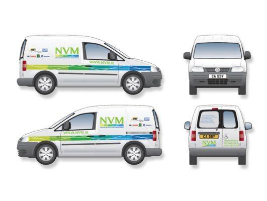 NVM Van Livery