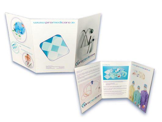 Promedicare 3 Panel A5 Brochure