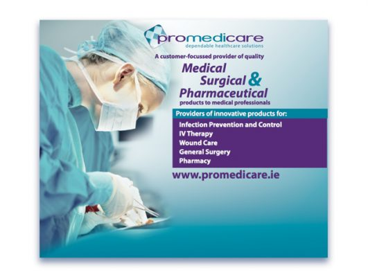 Promedicare Large Trade Stand